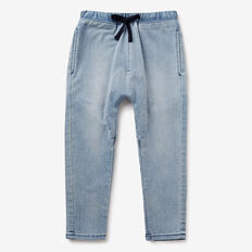 Harem Jeans  CLOUDY BLUE  hi-res