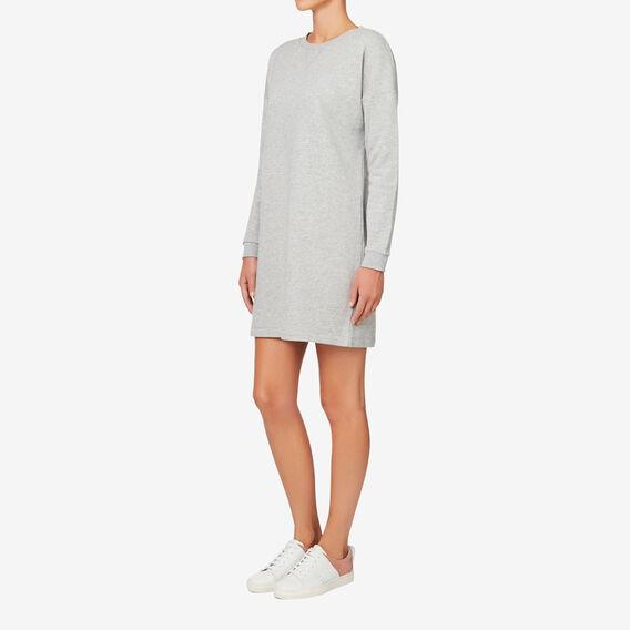 Sweater Dress  MID GREY MARLE  hi-res