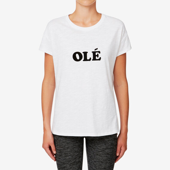 Ole Tee  SNOW WHITE  hi-res