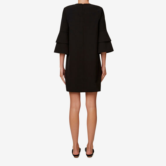 Shift Dress  BLACK  hi-res