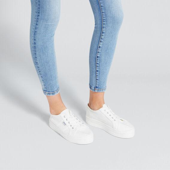 Billie Sneaker  WHITE  hi-res