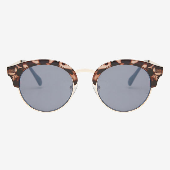 Tort Cats Eye Club Sunglasses  TORT  hi-res