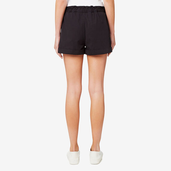 Pocket Short  BLACK  hi-res