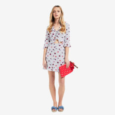 Splice Floral Dress  SPLICE FLORAL  hi-res