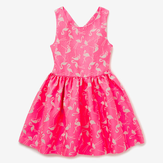 Flamingo X-Back Dress  BALLET PINK  hi-res