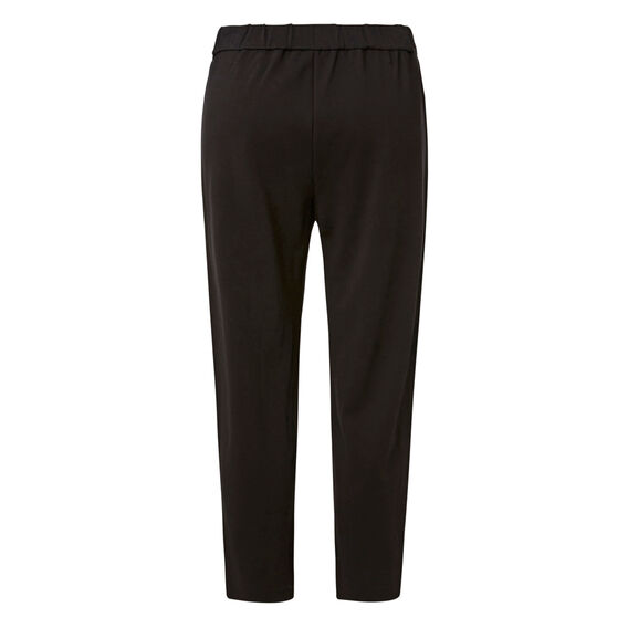 Ponte Pleat Pant  BLACK  hi-res