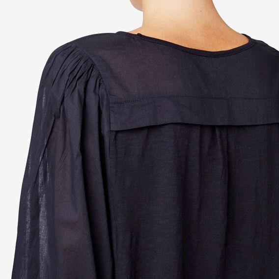 Blouson Sleeve Top  DEEP NAVY  hi-res