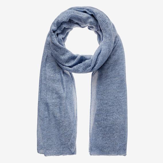 Simple Wrap Scarf  DUTCH BLUE  hi-res