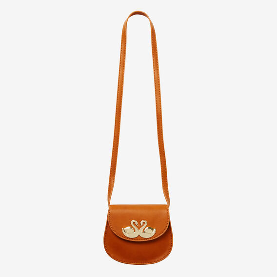 Swan Saddle Bag  TAN  hi-res