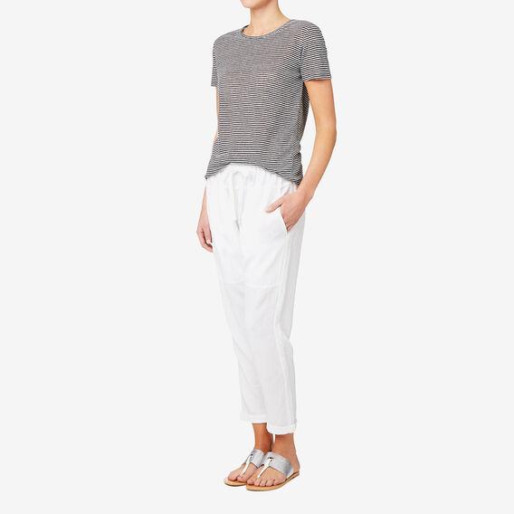 Slimline Harem Pant  BRIGHT WHITE  hi-res