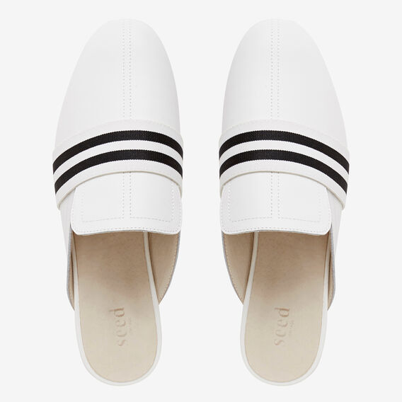 Drew Loafer  WHITE  hi-res