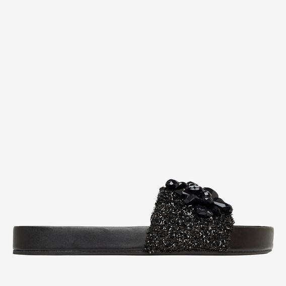Lotus Slide  BLACK  hi-res