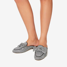 Olivia Knot Loafer  CHECK  hi-res