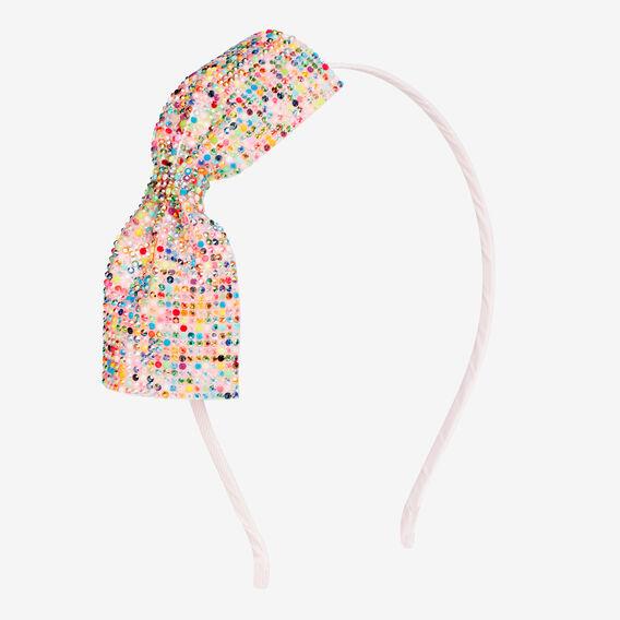 Multi Coloured Jewel Headband  MULTI  hi-res