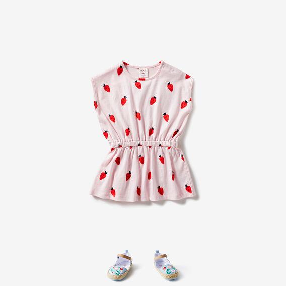 Strawberry Yardarge Dress  ICE PINK  hi-res