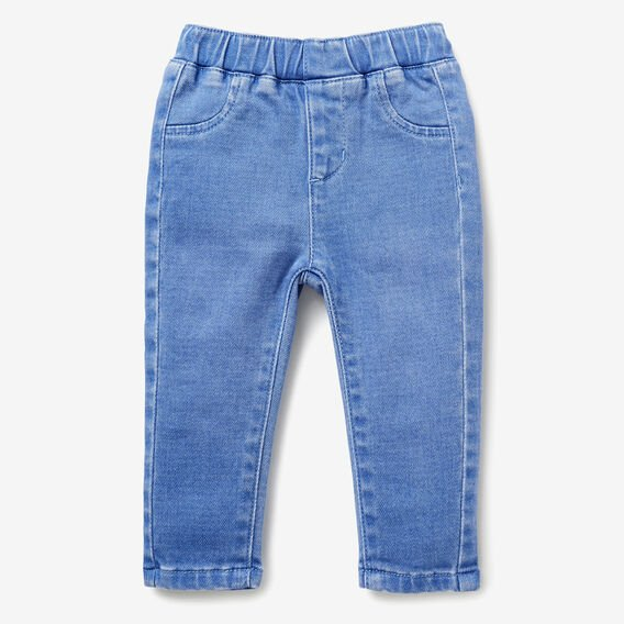 Terry Jeans  BRIGHT SKY WASH  hi-res