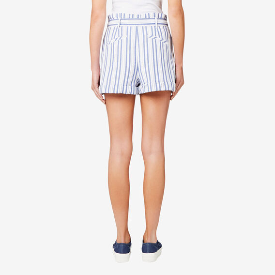 Variegated Stripe Short  STRIPE  hi-res