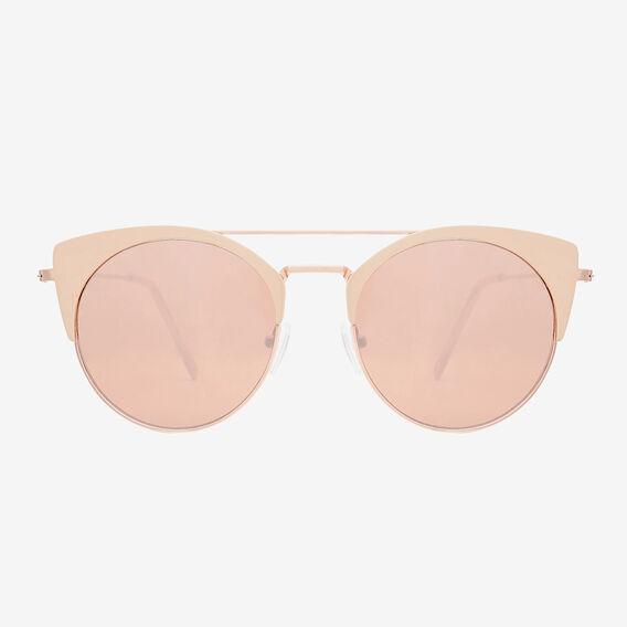 Pia Top Bar Sunglasses  ROSE GOLD  hi-res