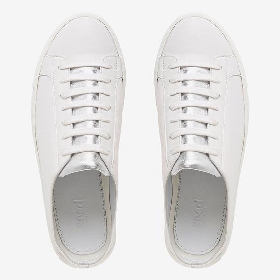 Eve Slip On Sneaker  WHITE  hi-res