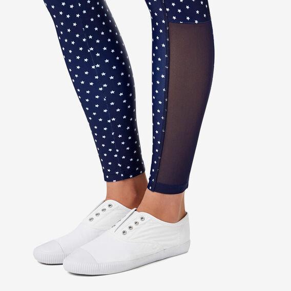 Mini Star Legging  NAVY  hi-res