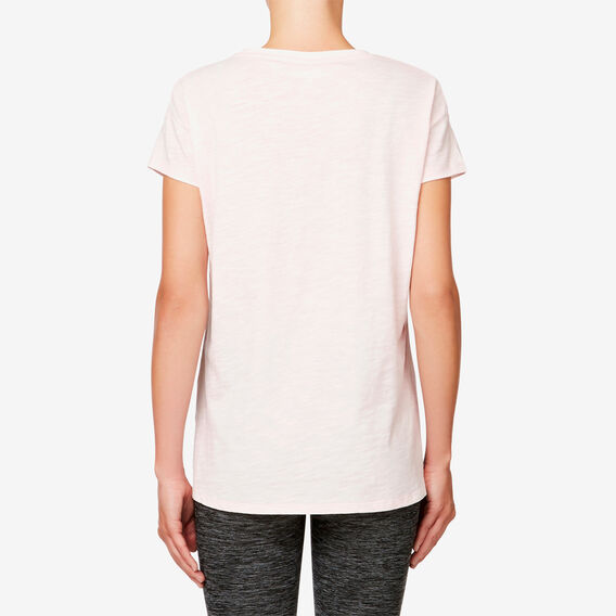 L'Avenir Tee  BLOOM PINK  hi-res