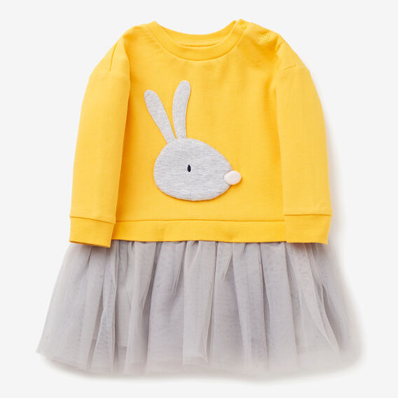 Bunny Tutu Dress  SUNFLOWER  hi-res