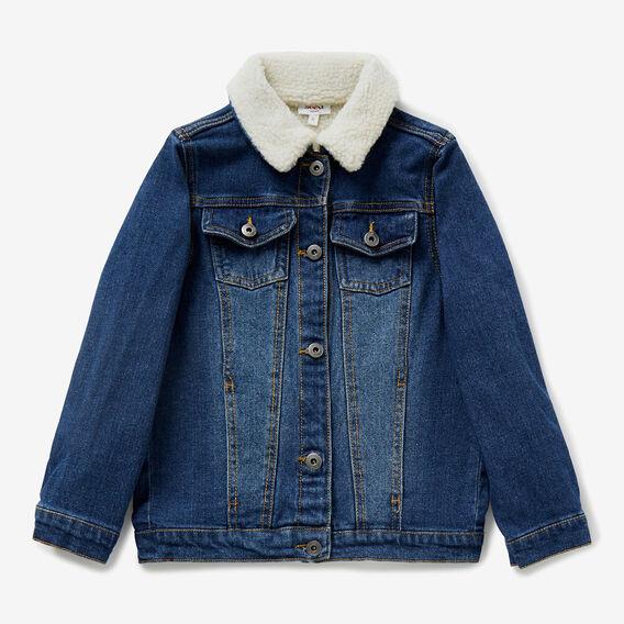 Denim Jacket  VINTAGE BLUE  hi-res