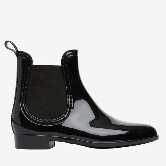 Frankie Jelly Boot  BLACK  hi-res