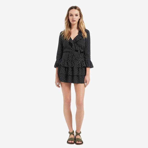 Spotty Rahrah Skirt  SPOT  hi-res