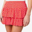 Rah Rah Skort  ROYAL RED GEO  hi-res