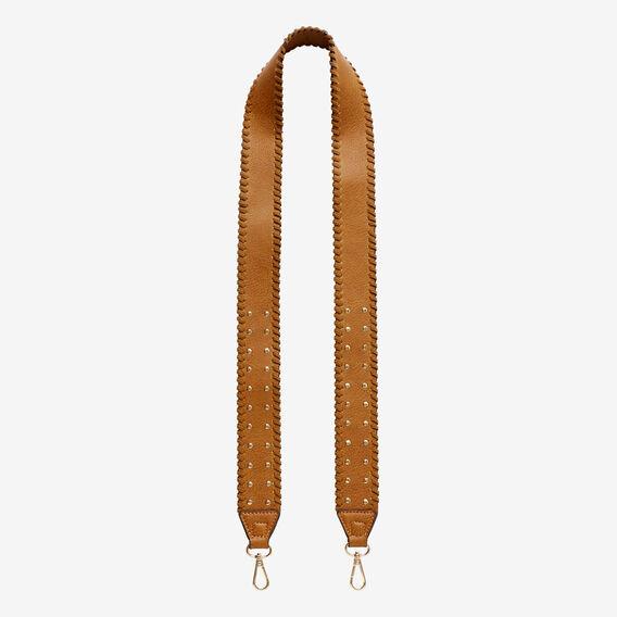 Whipstitch Bag Strap  TAN  hi-res