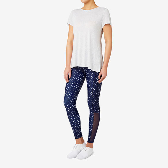 Knotted Tee  CLOUD MARLE  hi-res
