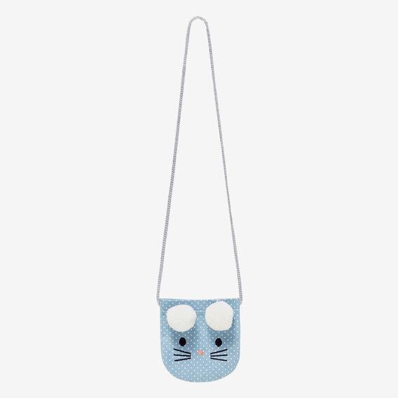 Mini Spot Mouse Pouch  CHAMBRAY  hi-res