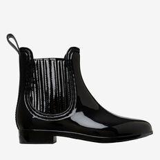 Ella Jelly Boot  BLACK  hi-res