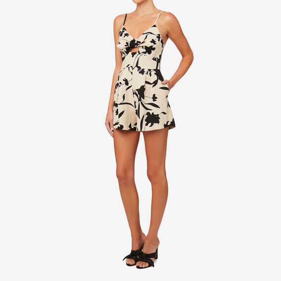 Floral Playsuit  FLORAL  hi-res