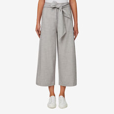 Tie Up Culotte  SILVER DUST  hi-res