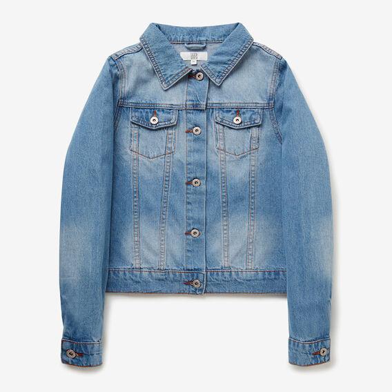 Denim Jacket  TRUE BLUE  hi-res
