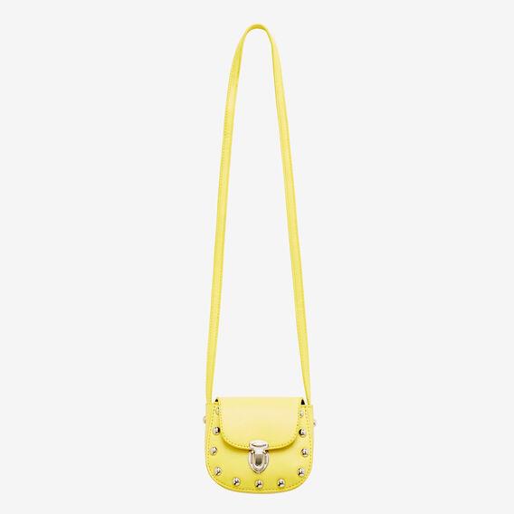 Mini Saddle Bag  YELLOW  hi-res