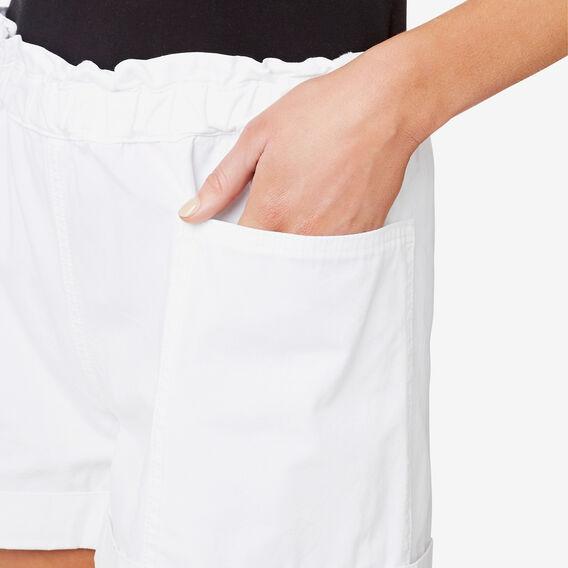 Pocket Short  BRIGHT WHITE  hi-res