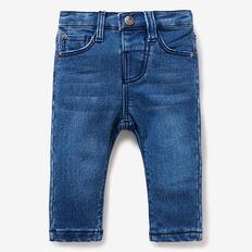 Slim Jean  REAL BLUE WASH  hi-res