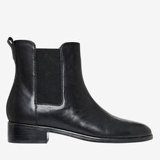 Dusty Flat Gusset Boot  BLACK  hi-res