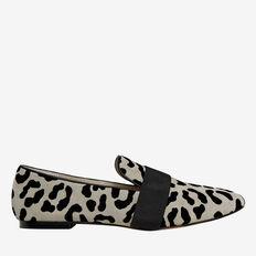 Bridie Animal Loafer  GREY OCELOT  hi-res