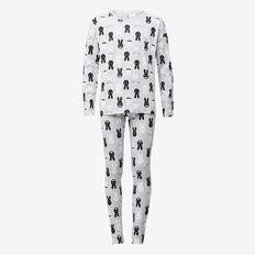 Bunny Emoji Pyjama  CLOUD  hi-res