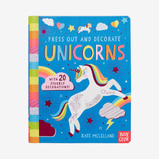 Decorate Unicorn Book  MULTI  hi-res