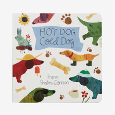 Hot Dog  Cold Dog Book  MULTI  hi-res