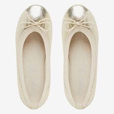 Cracked Elastic Ballet  GOLD  hi-res