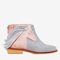 Unicorn Glitter Boot  MULTI  hi-res