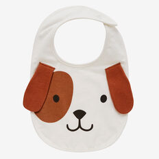 Puppy Bib  CANVAS  hi-res