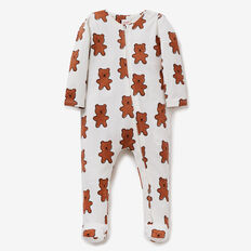 Bear Yardage Zipsuit  TOFFEE  hi-res