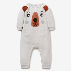 Novelty Bear Jumpsuit  ICY MARLE  hi-res